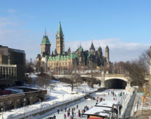 Explore Canadian cities on weekend trips away with Ski le Gap